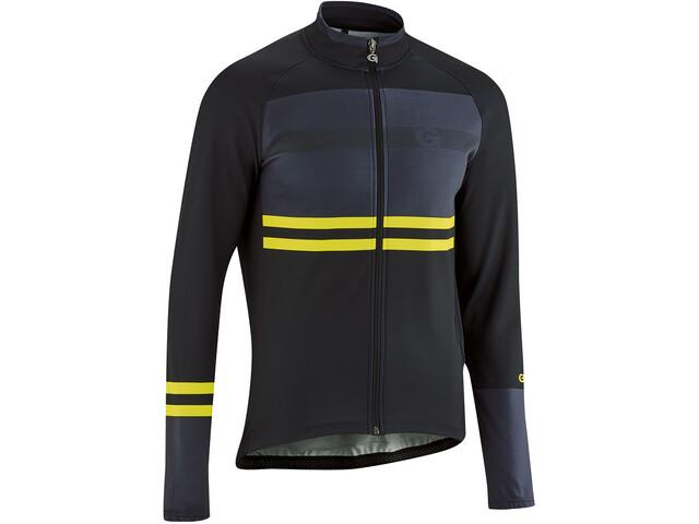 Gonso Tux Full-Zip LS Jersey Men black